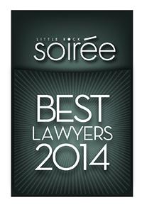 Little Rock Soirée - Best Lawyers 2014